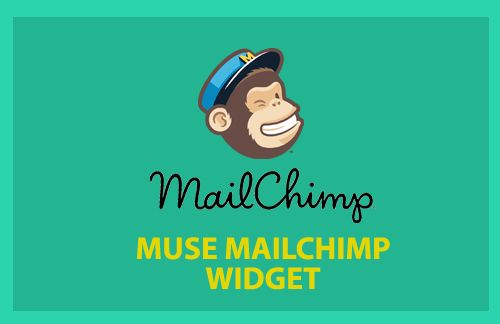 Free Muse Mailchimp Newsletter