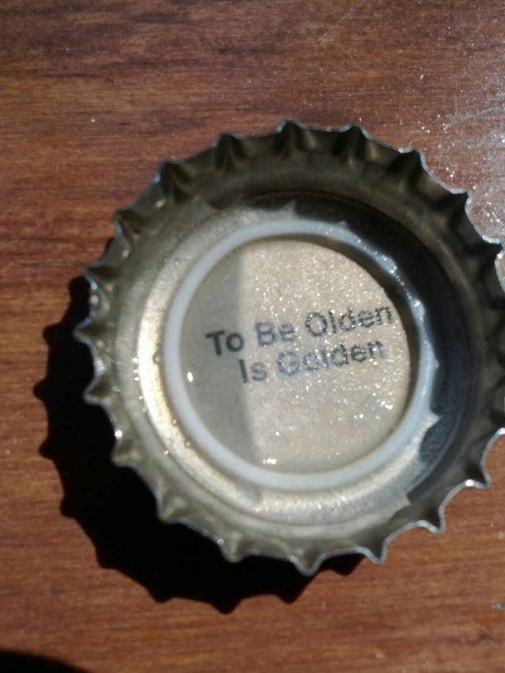 Insight from the underside of bottle caps. This blog is not associated with Magic Hat Brewing. I just love their beers and think their caps give fortune cookies a run for their money.   Support the beer that makes this blog possible!