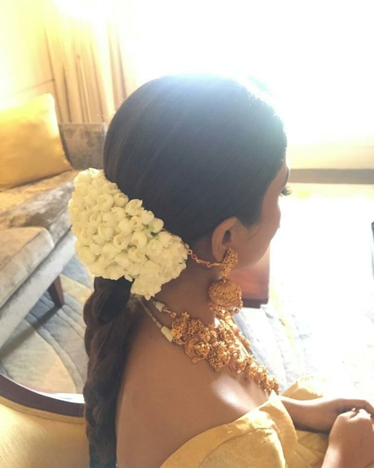 Super chic and elegant hairstyle on @poojah11 for her Hindu Bridal day!!! #mua #makeup #makeupartist #bride #wedding