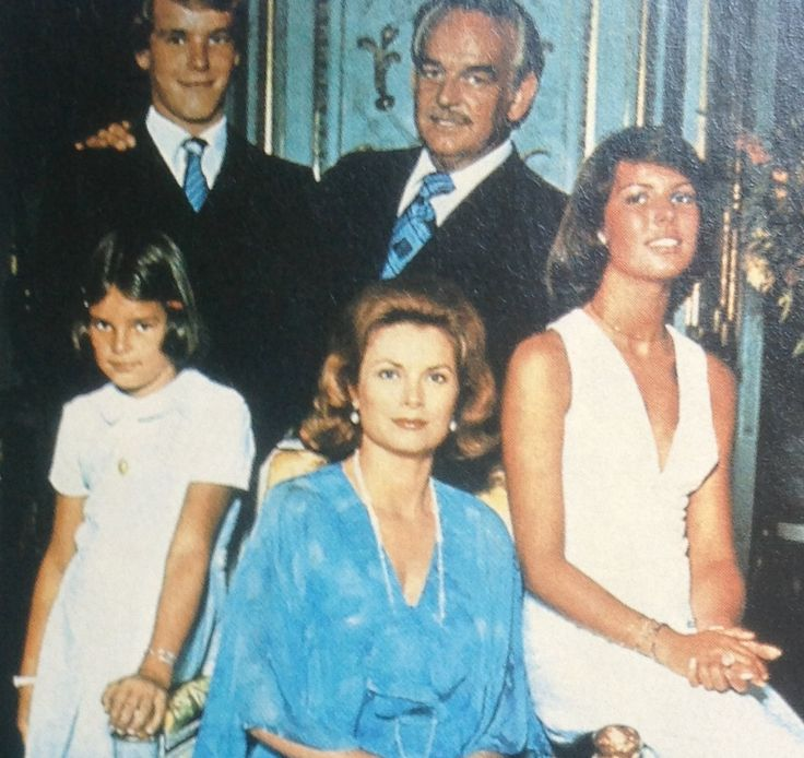 Monaco royal family   The Royal House of Grimaldi ...