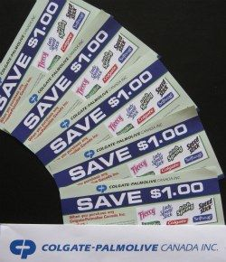 COUPONS BY MAIL via CanadianCouponSaver.com: How  to request free Canadian coupons by mail directly from companies.