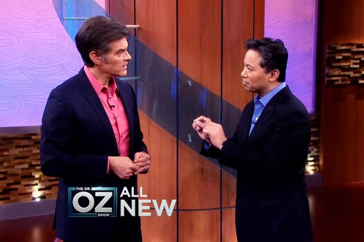 Cut Your Cancer Risk in Half: Is the cure for cancer already in your kitchen cabinet? Dr. Oz reveals 3 natural ways to beat back cancer.