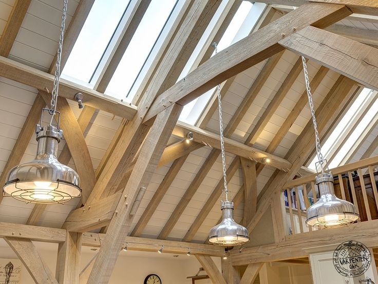 lighting oak framed buildings - Google Search
