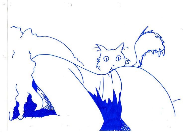 #sketch matrera y coralina, porque fin de año