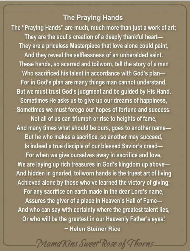 Christian Engagement Poems