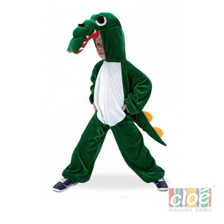 Costum pentru deghizare Crocodil 116 cm