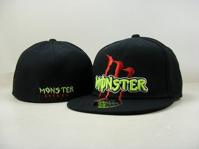 MONSTER Fitted hat 067