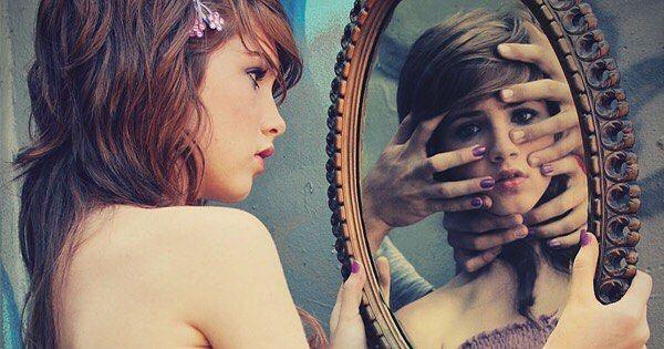 Lumea din jur este o oglindă. Ceea ce iubești în alții este o reflectare a ceea ce iubești în tine însăți. Ce te plictisește în ceilalți este un indicator a ceea ce trebuie să fii atentă în tine însăți.  #LUNAALA .