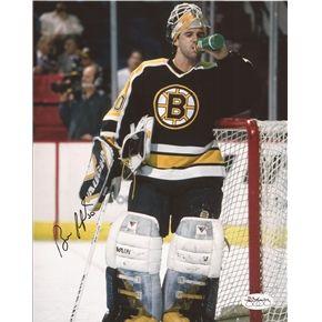 Bill Ranford Boston Bruins Autographed 8x10 Photograph