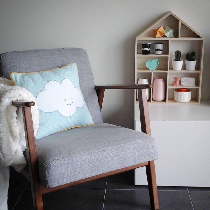 #letterhuis van #bloomingville in huis! #Ikea #Hema #vazen #kussen #scandinavisch wonen #cactussen #snor #kinderkamer #orlakiely