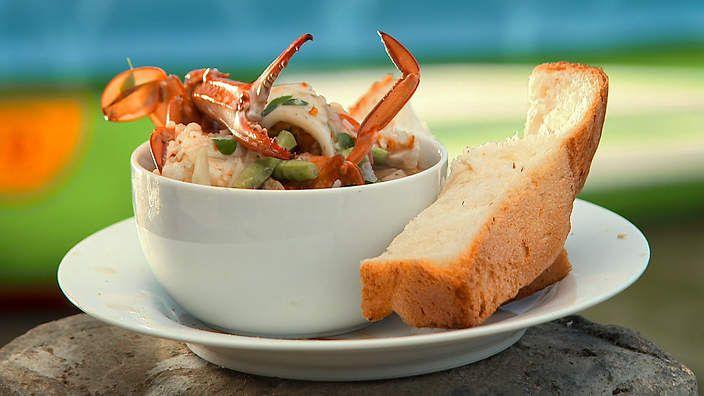 Peter Kuruvita's Jaffna kool : SBS Food. Watch the video recipe.