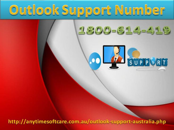 There may be certain problems with Outlook email Account, for which you look for Outlook Support Number.  Fortunately, you can have all the help services by experts at toll-free no. 1-800-614-419. Benefits of calling us:- •	Easy and fast access to your e-mails •	Security from spam e-mails •	Enhanced security •	Supports multiple e-mail applications