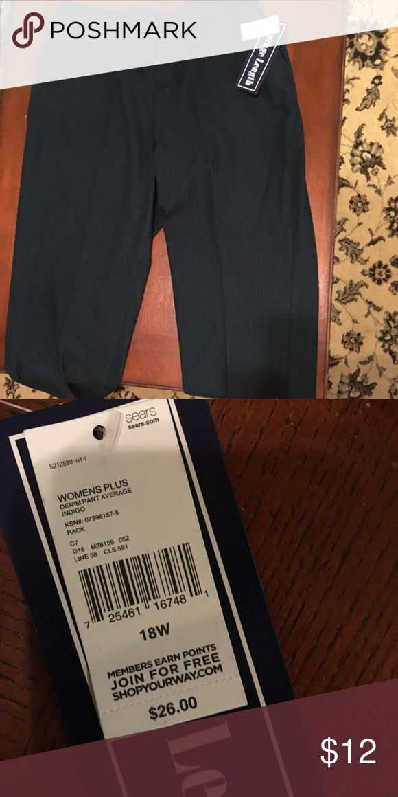 Ladies Laura Scott Brand pants with elastic waist This are brand new sell for 26.00. Size is 18W Laura Scott Pants Straight Leg