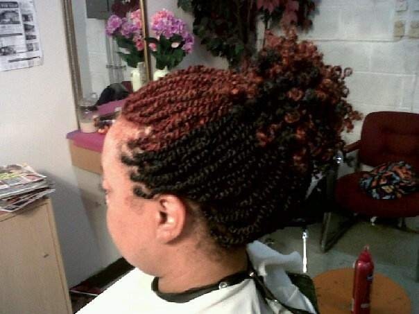 21 Best Images About Kinky Twist Styles On Pinterest