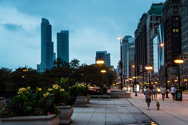 Chicao skyline | Flickr - Photo Sharing!