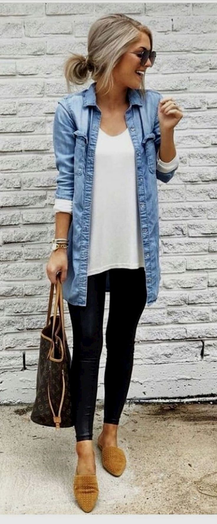 Trendy Street Style Spring Outfits For