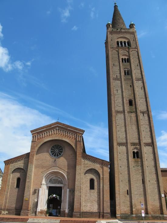 San Mercuriale Abbey (climb the bell tower) - Forli