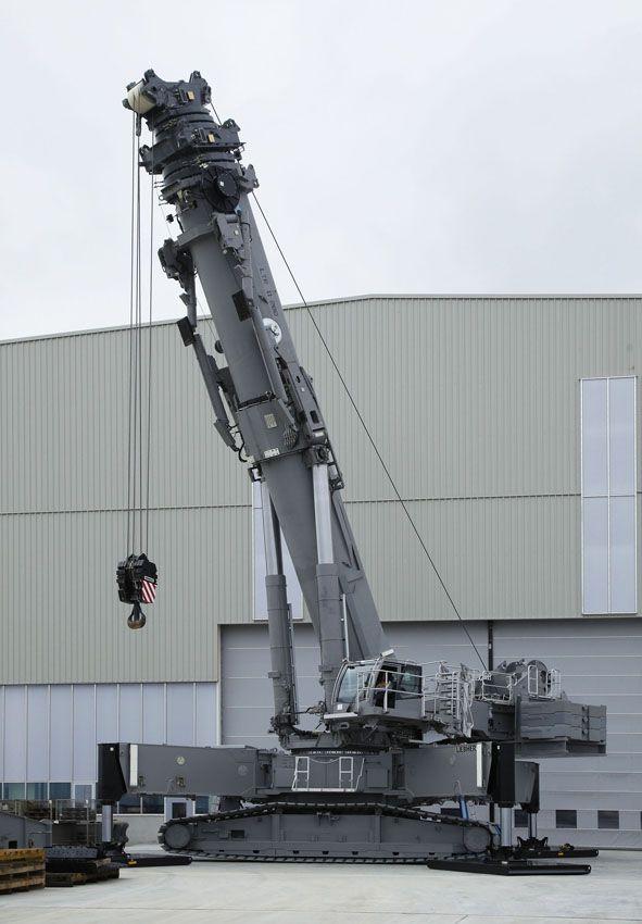 Telescopic Crane Training : Best images about cranes on trucks
