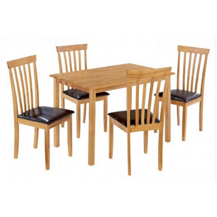 Lpd Furniture Newark Dining Table And Chairs From 16999 With FREE Delivery