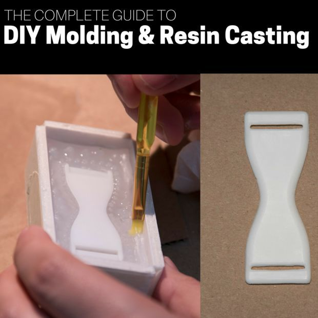Learn all you need to know about casting resin.