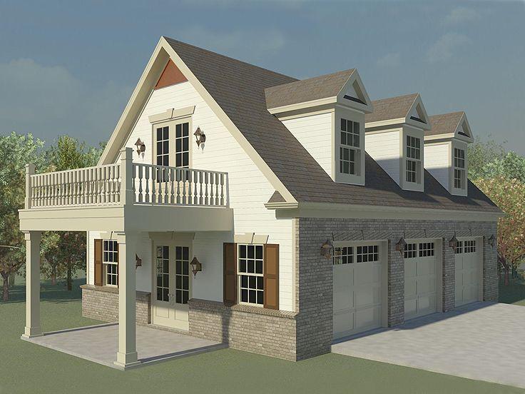 40 Best Detached Garage Model For Your Wonderful House Garage Plans With Loft Garage Loft Garage Plans