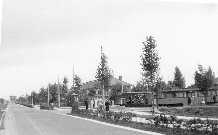Rotterdam Hillegersberg - Molenlaan. . 1937