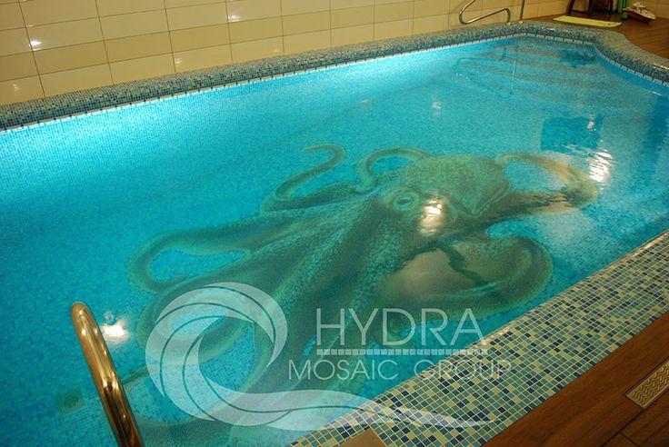 SPA ЗОНА - мозаика для бассейна, хаммама, мозаика в ванную комнату