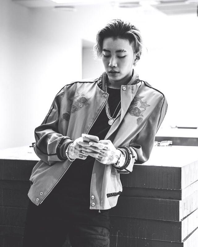 Jay Park - Instagram Update (151109)