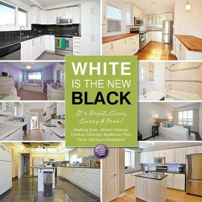 WHITE is the New Black. Click the images for property details.
