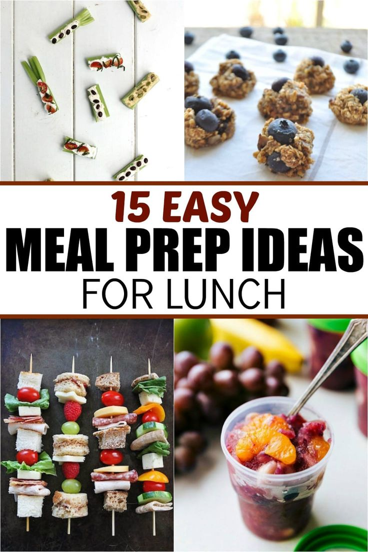 I love quick and easy meal prep ideas for lunch and this post has some great ideas! Good read!!