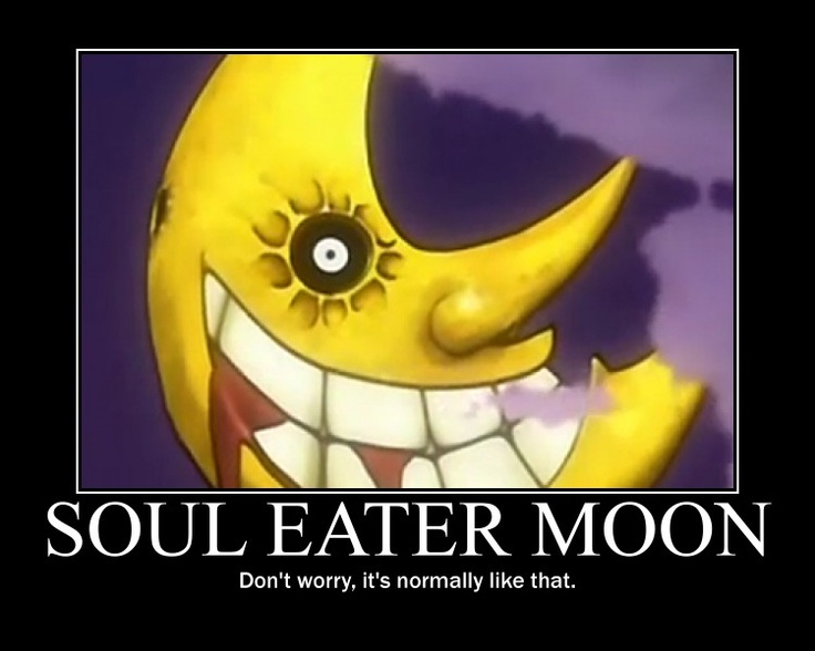 I just started reading the first page on Soul Eater and loved it! The second page only confirmed my interest and now I want more of it! The only thing I don't understand, is why everyone seem perfectly okay with the Evil Sun and Bleeding Moon...