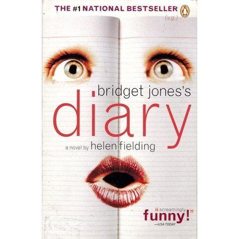 Bridget Jones's Diary by Helen Fielding (1996)
