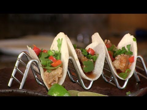 "PF Chang's has added ""Jicama Street Tacos"" to their menu and I'm Hooked! This recipe was inspired by their new menu."