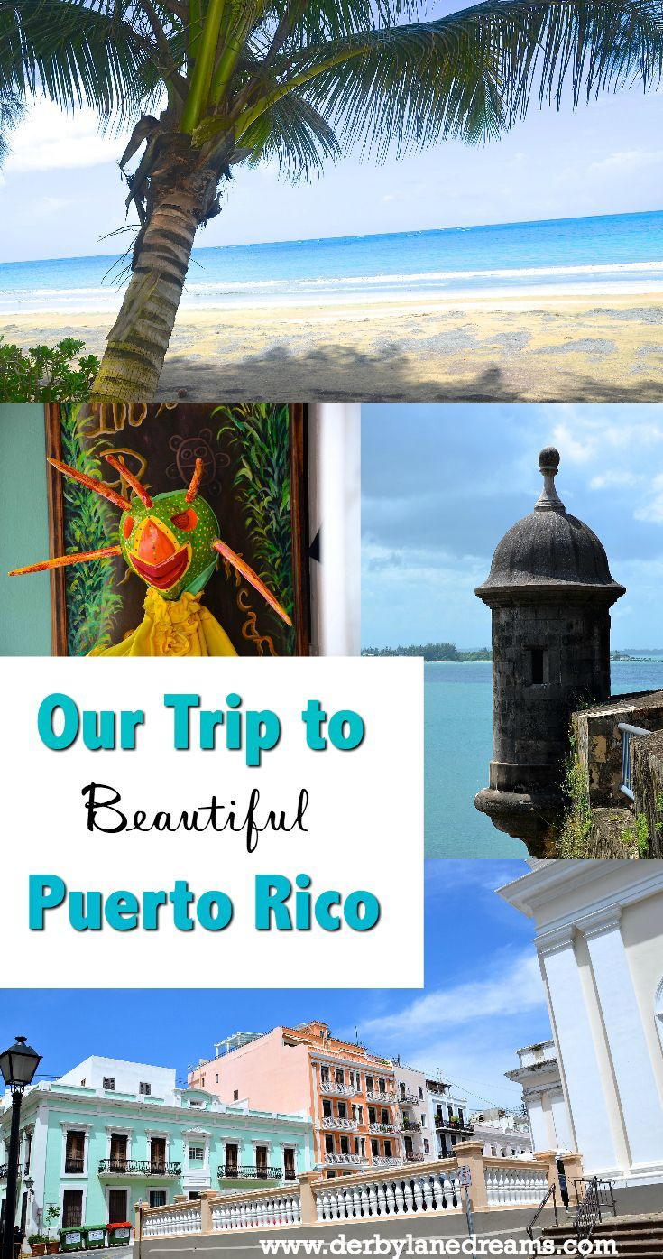 Our trip to Puerto Rico was absolute paradise!  Beautiful city, beaches, towns, and people.  This was before the hurricane, so I am hopeful that they will be able to recover soon. #travel #travelblogger #travelblog #traveltips #traveldestinations #puertorico #beach #ocean #beautiful #dream #bucketlist #budget #affordable #USA #familytravel #familyt