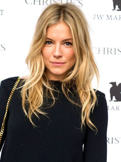 The Top 20 Cool-Girl Hair Icons Ever: allure.com. Sienna Miller's blonde waves.