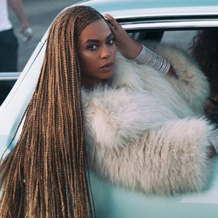 Image result for beyonce braids