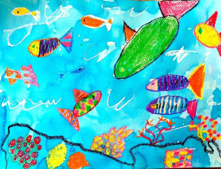 ken done - underwater | the art rebellion