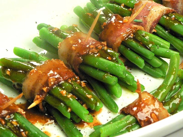 Bacon Wrapped Green Beans | Lake Lure Cottage Kitchen.. looks good