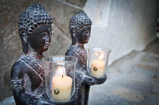 Decoracion Zen Velas ~ Decoraci?n Zen con budas, portavelas, velas, y ambientadores mikado
