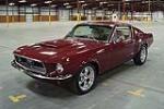1968 Ford Mustang Fastback: Mustang Custom, Big Blo, 1968 Ford, Mustang Fastback, Auction Company, Ford Mustang, Champions Big, Custom Fastback, Bars Jackson Auction