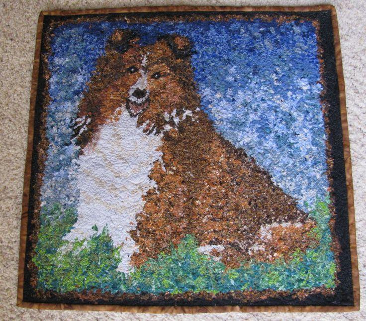 17 Best Images About Confetti Art Quilts On Pinterest