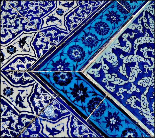 Topkapi tiles.... by annpar, via Flickr