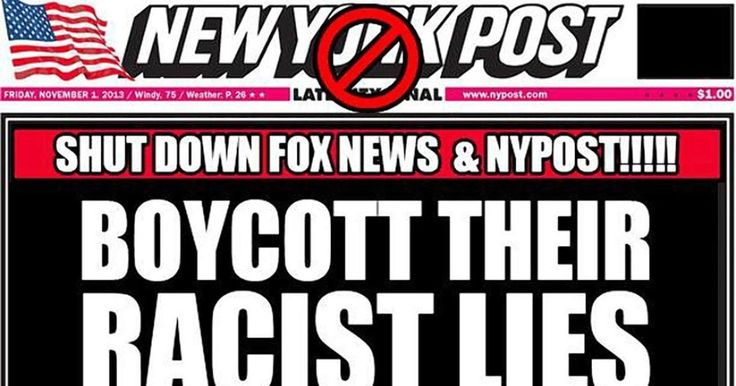 Anti-cop brutality'die-in' planned at News Corp's NYC office