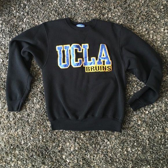 UCLA Bruins College Sweatshirt Sweat shirt gently used Tops Sweatshirts & Hoodies
