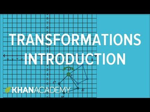 Intro to geometric transformations | Reflections | Geometry | 8th grade (U.S.) | Khan Academy