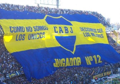 Boca Juniors daleee Bo dale Bo dale dale Bo