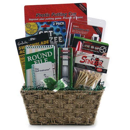 The Fairway Golf Gift Basket