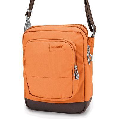 Pacsafe Citysafe LS75 RFID Crossbody Travel Bag - TravelSmith