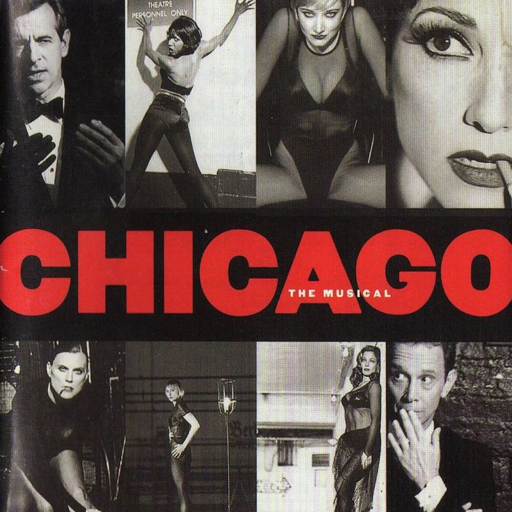 pictures ofchicago  musical cd | Happy 20th Anniversary to Chicago Musical! | Enter to win ...