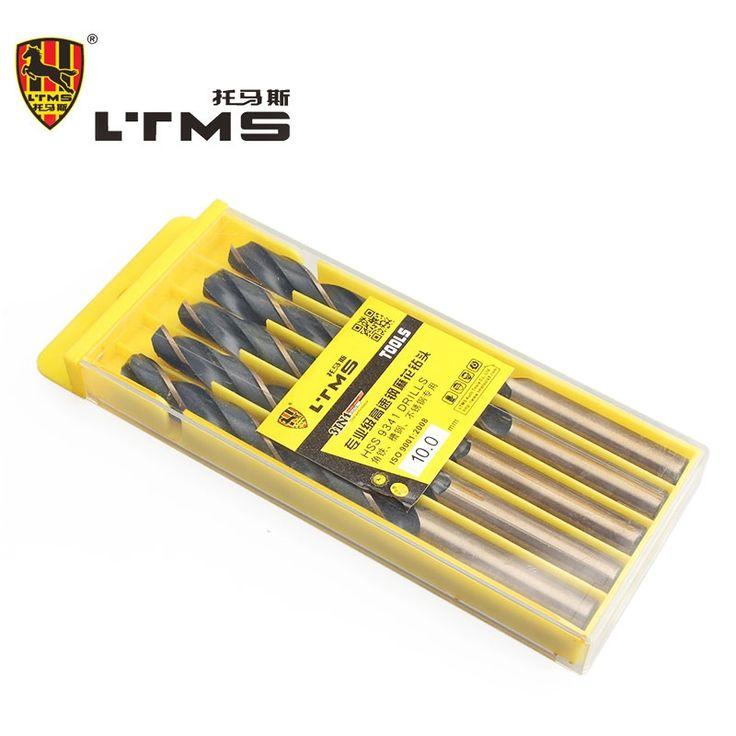 22.61$  Watch here - http://aliifl.shopchina.info/go.php?t=32712750676 - 10mm Electric Twist Drill 5 Pcs/set HSS Cordless Drill Power Tool Accessories Drill Bits Woodworking Tools Center Drill Bit 22.61$ #magazineonlinewebsite